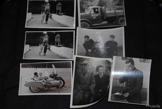 Фотографии No5:_Период 1950-ые годы_Продаются именно все фото вместе и всего за 5 у.е.!