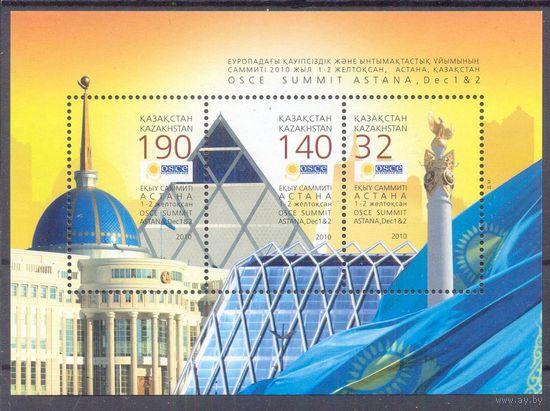 Казахстан безопасность в Европе