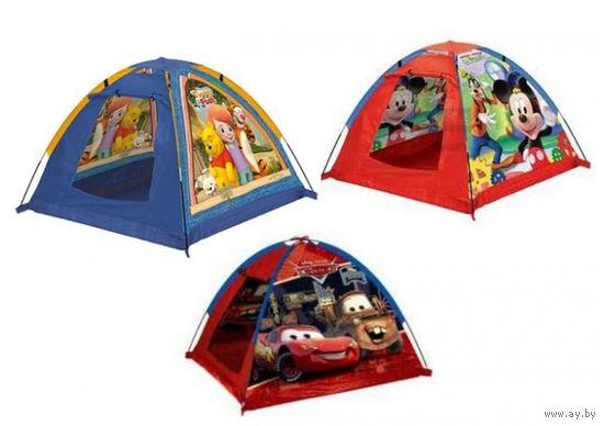 Палатка детская садовая, Walt Disney, 120 х 120 см