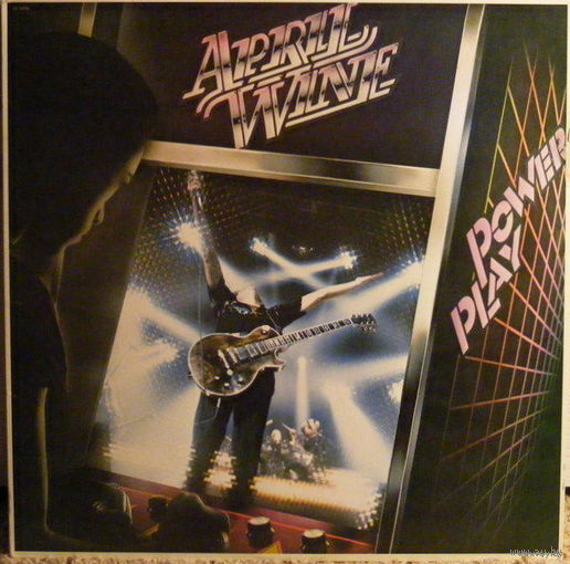 April Wine - Power Play - LP - 1982