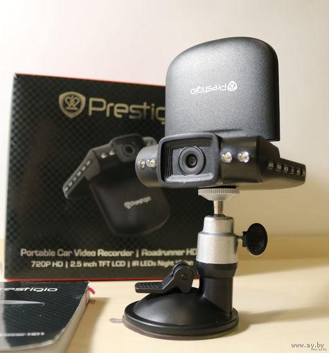 Видеорегистратор Prestigio Roadrunner HD1