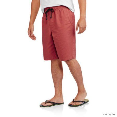 Faded Glory мужские шорты на крупного высокого мужчину 2XL/2XG (44-46) 35L