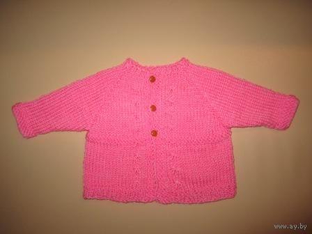 Лот детской одежды 0-3-7 мес, слипы, кофточки, шапочки и т.д.