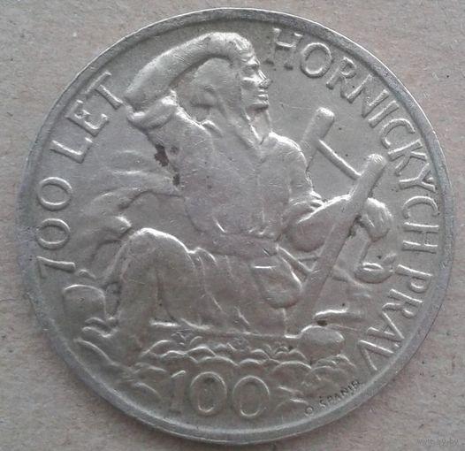 100 крон 1949