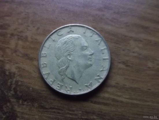 Италия 200 лир 1979.