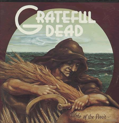 Grateful Dead - Wake Of The Flood - LP, 1973
