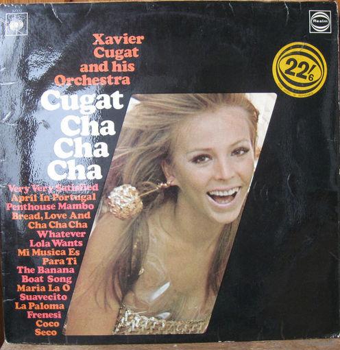 LP Xavier Cugat and His Orcherstra - Cugat Cha-Cha-Cha