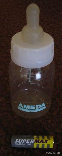 Бутылочка с соской AMEDA 200 мл. .