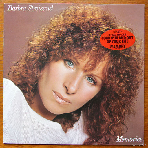"Barbra Streisand ""Memories"" LP, 1981"