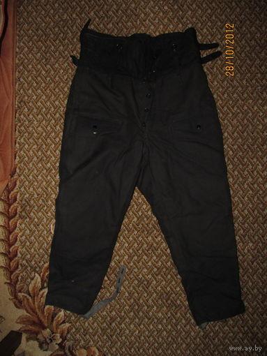 Зимние штаны, меховые - цыгейка