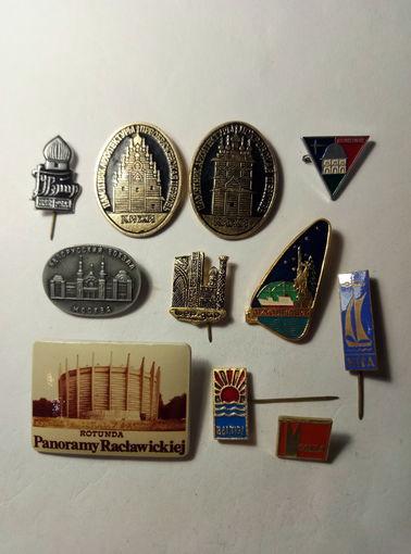 Значки СССР.Старт с 2-х рублей без м.ц.Смотрите другие лоты,много интересного.