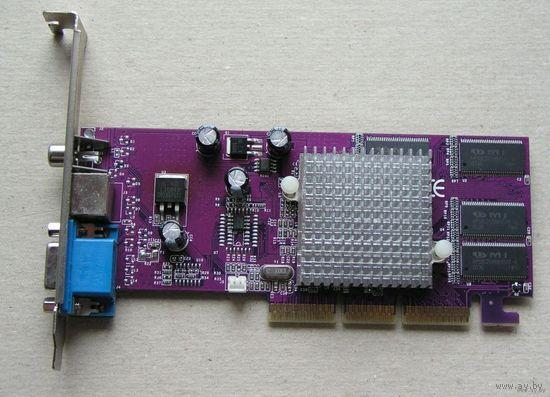 Видеокарта PALIT GeForce4 MX440 8x 64 Mb AGP