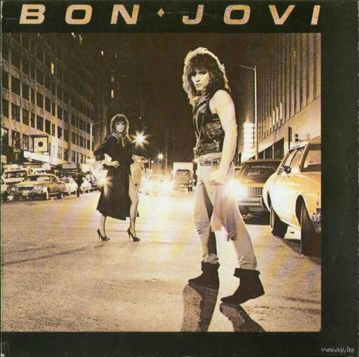 Bon Jovi - Bon Jovi  - LP - 1984