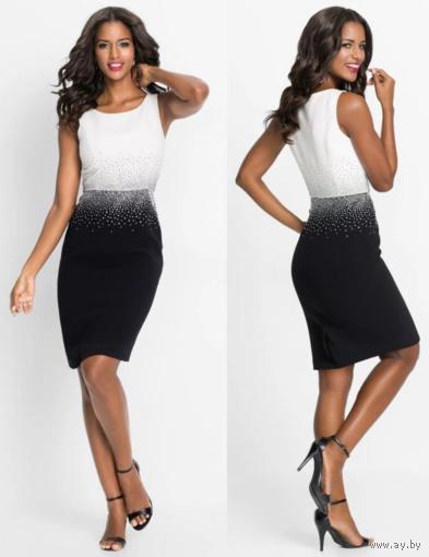 Элегантное приталенное платье BODYFLIRT