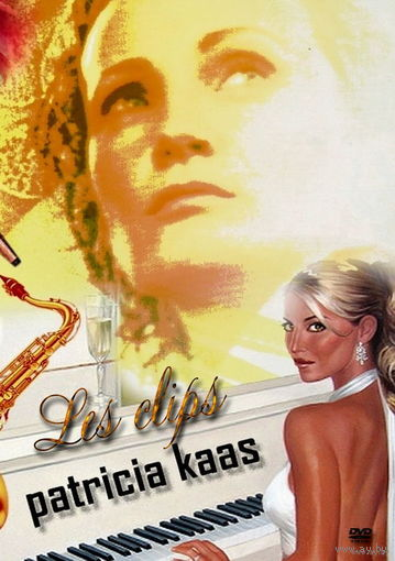 Patricia Kaas - Les Clips (2010) DVD5
