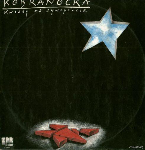 Kobranocka - Kwiaty Na Zywoplocie - LP - 1990