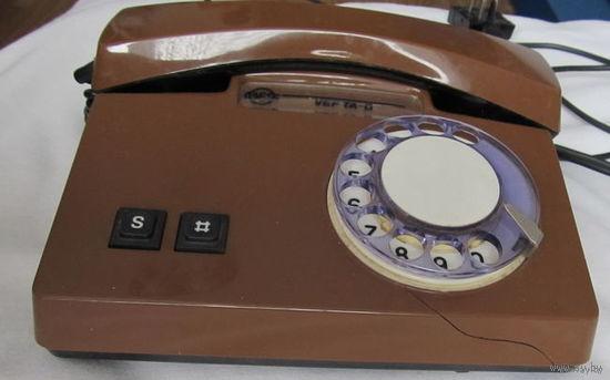 """Телефоннный аппарат дисковый """"VEF TA-D""""-СССР(Латвия,Рига)"""