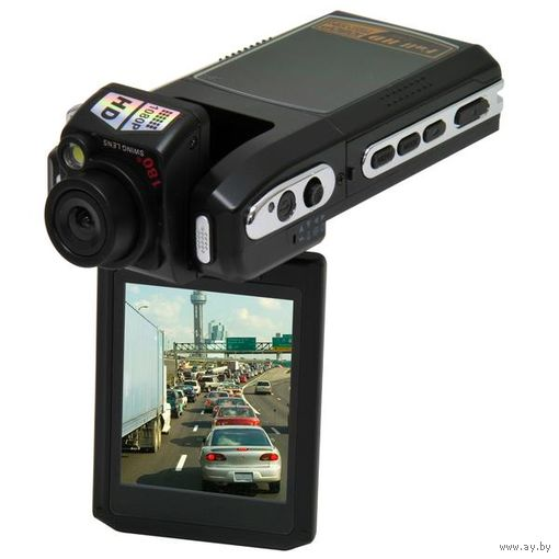 "Видеорегистратор MobileSpec Dash Cam 2.5"" LCD Screen 4X Digital Zoom G sensor"