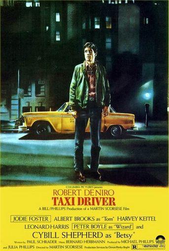 Таксист (фильм Мартина Скорсезе с Робертом де Ниро в главной роли)