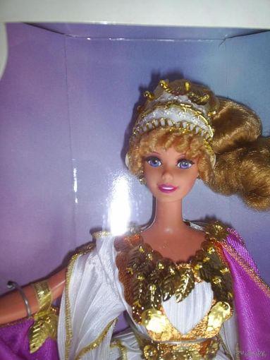 Кукла Барби/Barbie Grecian Goddess фирмы Mattel, 1995 г, серия The Great Eras, коллекционный выпуск.