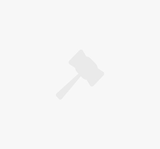 Набор Ёлочных игрушек Иней, Шары, средние, 9шт. в коробке, Рига, СССР