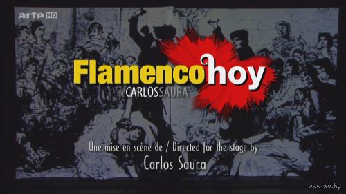 Flamenco Hoy/Фламенко Сегодня. Карлос Саура/Carlos Saura (2011, Flamenco, HDTV 720p)