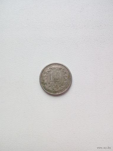 10 грош 1993г.Польша