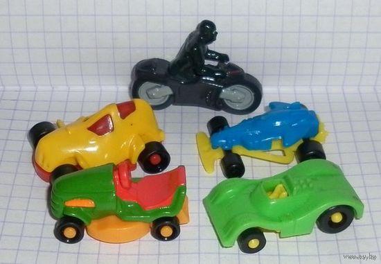 Набор мини-авто