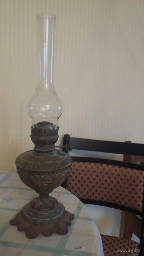 Керосиновая лампа.До 1917.