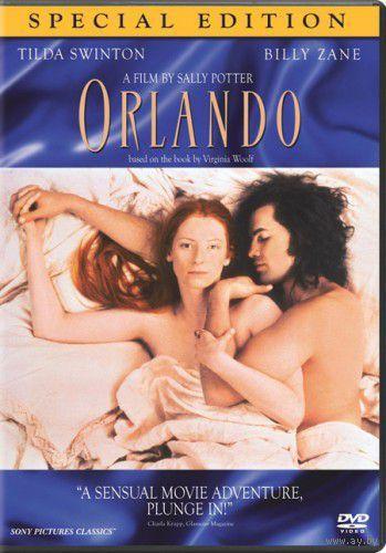 Орландо / Orlando (Салли Поттер / Sally Potter) Драма, DVD9