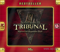 The Elder Scrolls III: Tribunal (дополнение к игре The Elder Scrolls III: Morrowind)