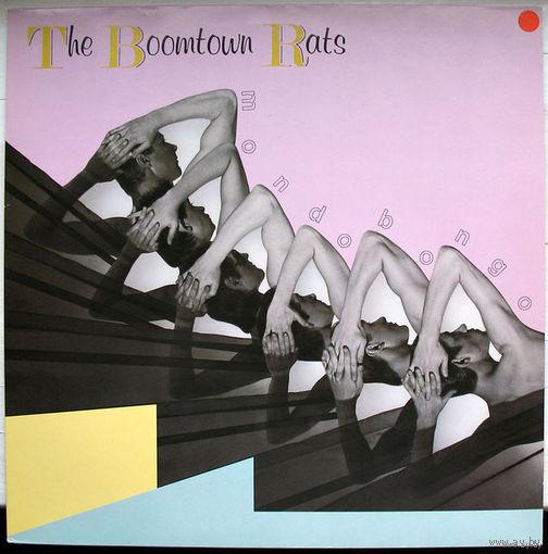 "Boomtown Rats ""Mondo Bongo"" LP, 1980"