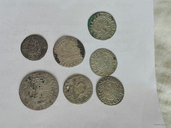 Монеты из коллекции