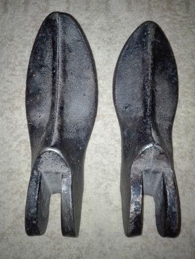 Стопы для ремонта обуви СССР