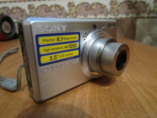Цифровой фотоаппарат Sony s780 С 1 рубля!