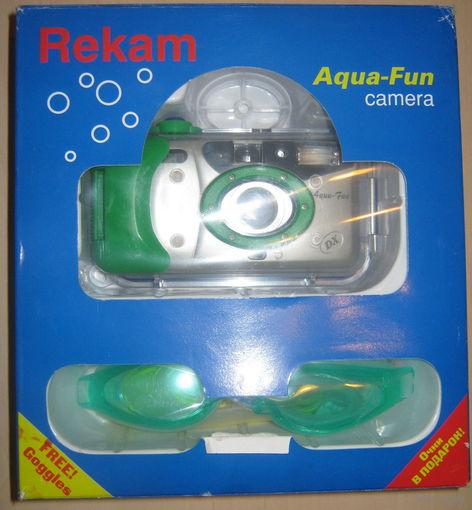 Комплект для подводной съёмки Rekam Aqua-Fun camera