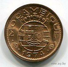 МОЗАМБИК - 20 СЕНТАВО 1974
