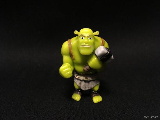 Киндер. Фигурка из серии Шрек 4 2010 (Shrek 4) DE265-DE273