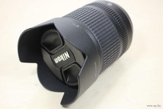 Объектив Nikon AF-S DX NIKKOR 18-105mm f/3.5-5.6G ED