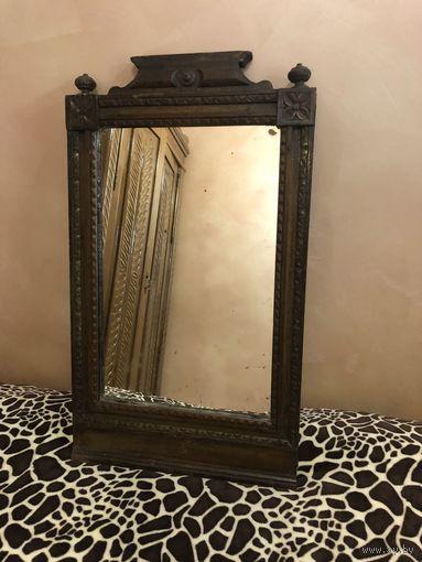 Стариное зеркало