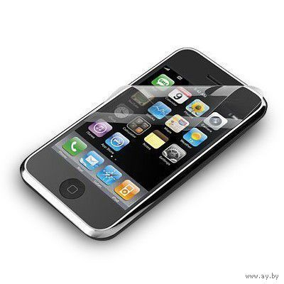 Плёнка на экран для Apple iPhone 3G/Gs