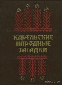 Карельские народные загадки