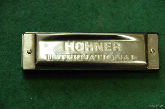 Гармошка губная Хохнер. Германия