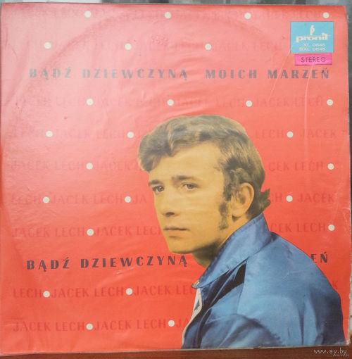 LP Jacek Lech & CZERWONO-CZARNI - Badz Dziewczyna Moich Marzen (1970)
