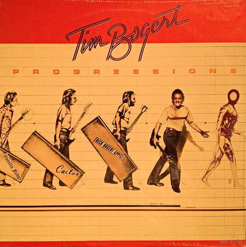 Tim Bogert (ex. VANILLA FUDGE, CACTUS) - Progressions - LP - 1981