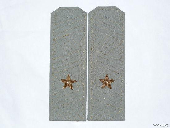 Погоны генерала-майора