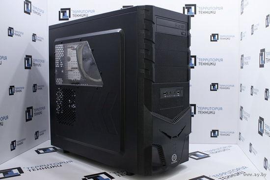 ПК Thermaltake Commander на Intel Xeon (6 яд/12 пот., 24Gb, 2Tb HDD, Radeon RX 550 4GB). Гарантия