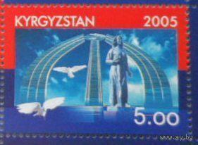 Киргизия Победа