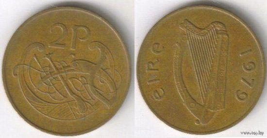 Ирландия. 2 пенса (1979)