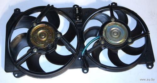 Вентилятор радиатора Magneti Marelli PUNTO D-TD (1993-1997)  PUNTO TB.DS. GAMMA'97 (1997-1999) 94-00 MTE-925AX  069402355010 46551065
